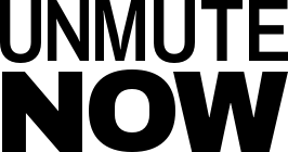 Unmute Now Logo